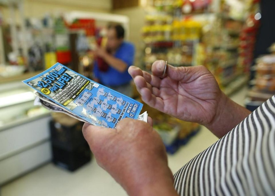 Three different ways to predict lottery