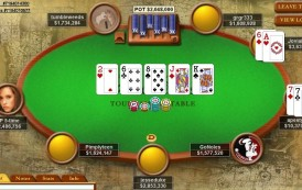The best ways to transfer funds to Internet Poker Room.