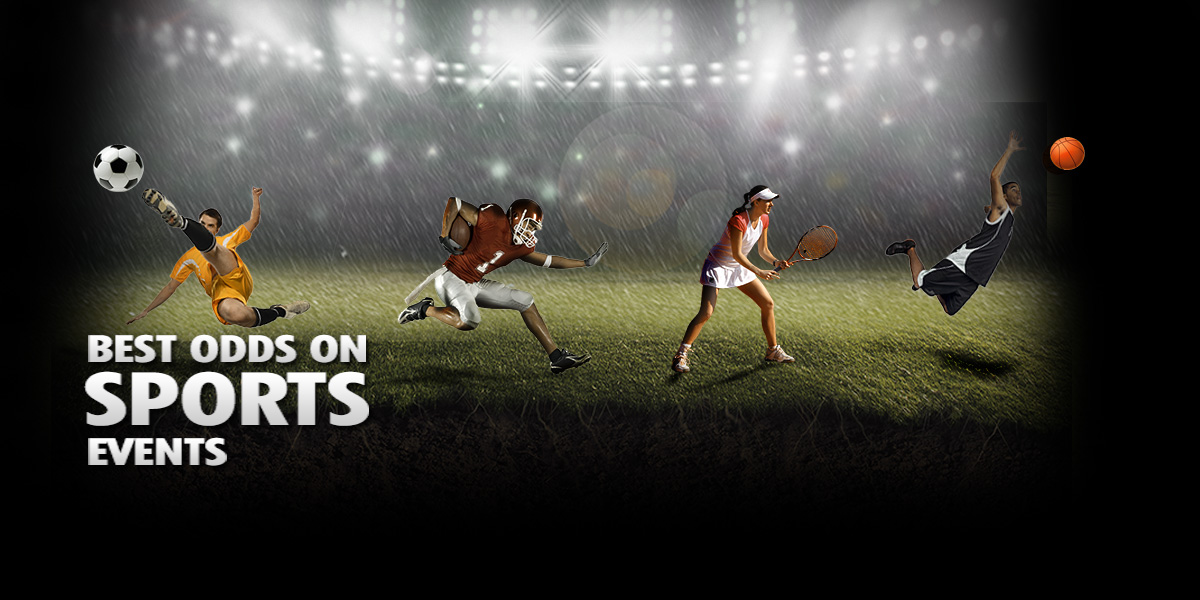 Online betting odds for your favorite sports