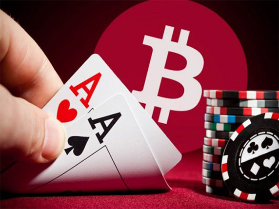 Bitcoin now an essential part of online casino gaming