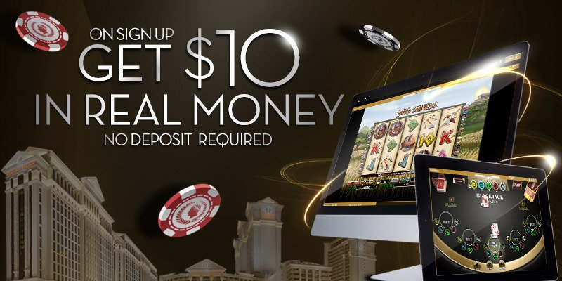 online casino free bonus money