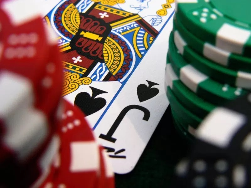 Poker- the amalgamation of chance and skill!