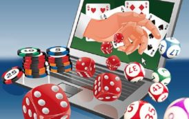 The profits of the online casino