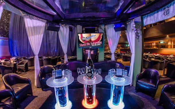 Behind the Las Vega Casino Strip Club