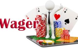 WAGER ONLINE-- CASINOS RESPONSIBLE?