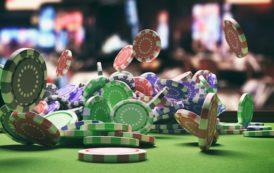 Poker game on social media